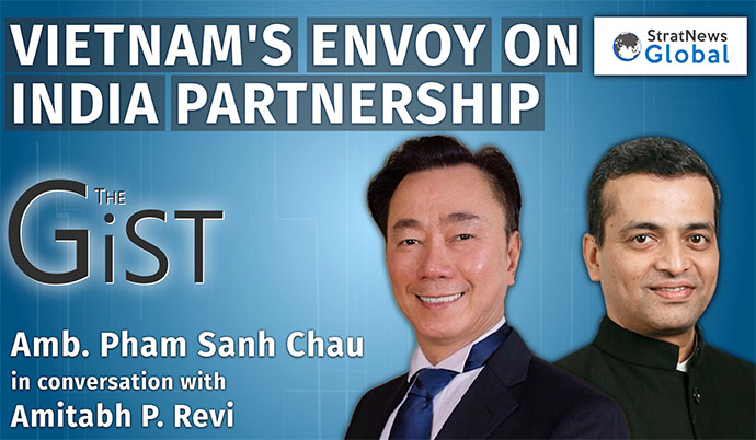 'Defence, Security One Of Five Pillars In Vietnam-India Comprehensive Strategic Partnership'