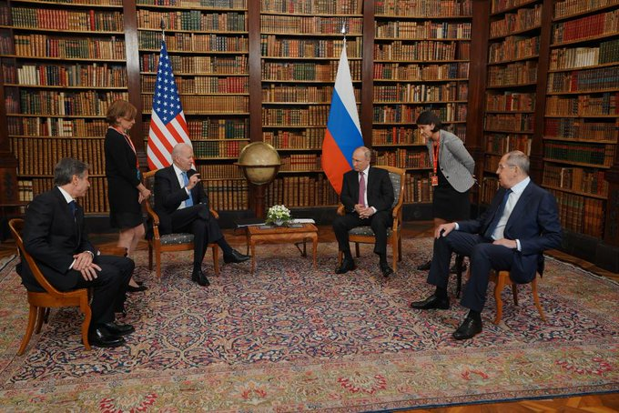 Another Attempt At A U.S.-Russia Dialogue