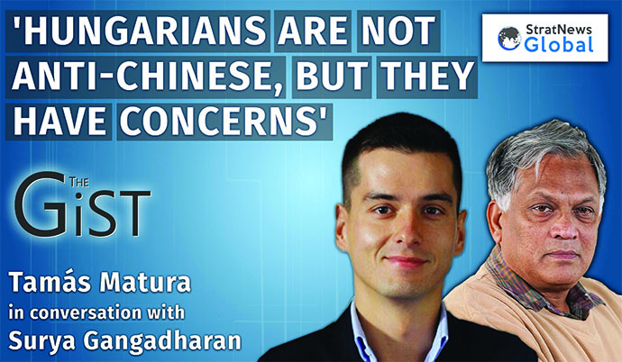 'Hungarians Are Not Anti-Chinese, But They Have Concerns'