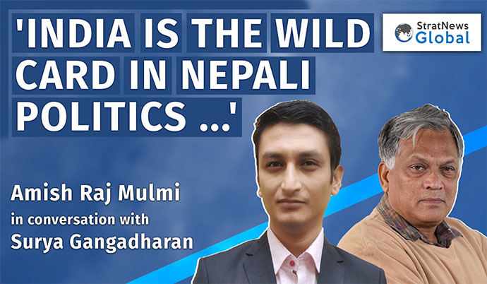 'India Is The Wild Card In Nepali Politics …'