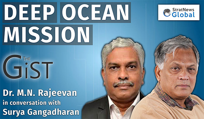 'India Has Much To Gain From Tapping Its Ocean Resources'