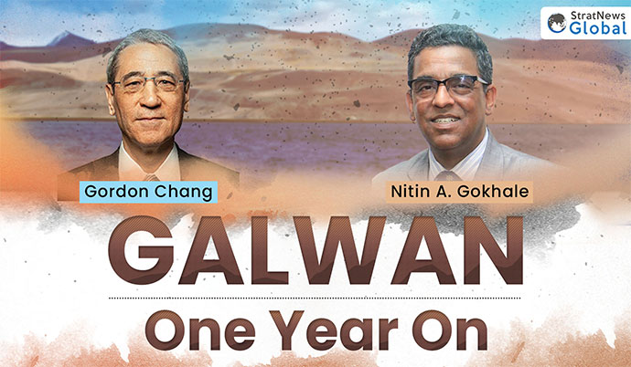China Is An enemy, It Wants To Break Apart India: Gordon Chang