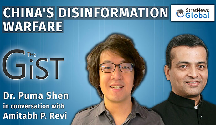 Beijing's Bombardment Of Fake Narrative Campaigns And How To Counter Manipulation