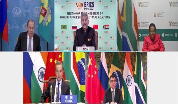 China Mum As India Talks  Respect For Territorial Integrity