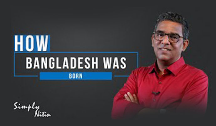 Lead-Up To The 1971 War & Creation Of Bangladesh
