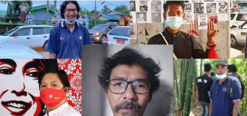 Released Myanmar Journalists Tell Of Junta Torture And Human Rights Violations