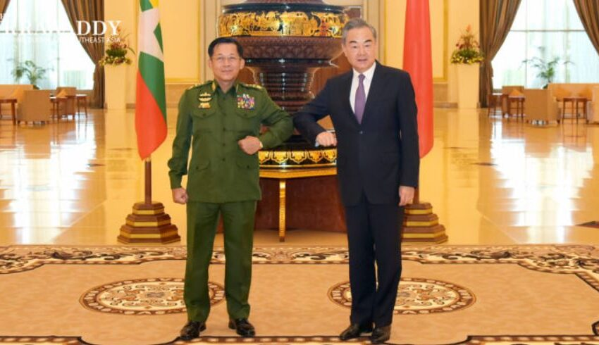 The Coup China Saw Coming In Myanmar—And Failed To Stop