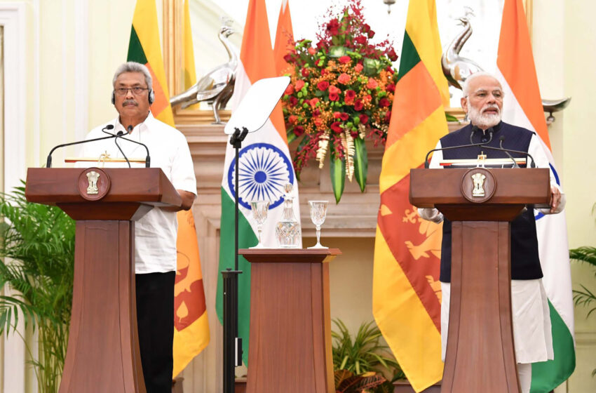 India Should Look Within For Sri Lanka Mess