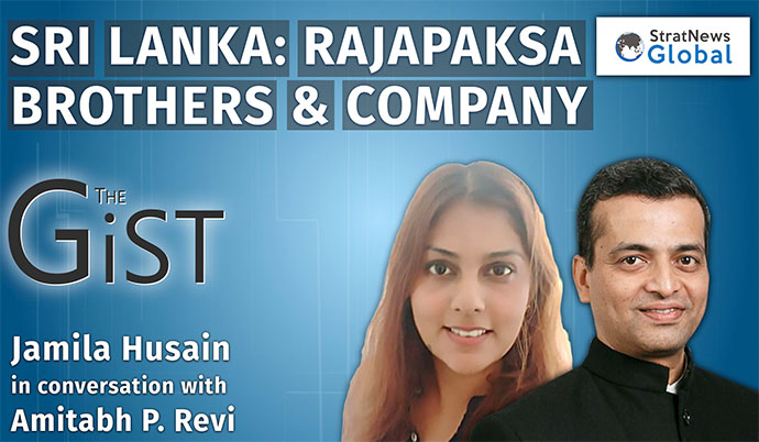 Rajapaksa Brothers Consolidate Power In Sri Lanka: What It Means
