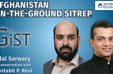 'Don't Tell Me, Show Me, Prove It; Afghan Government Mistrust Of Pakistan Is Growing'