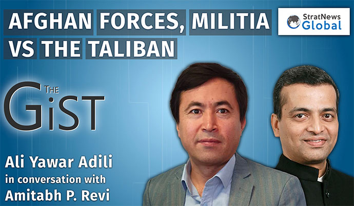 'Political Disunity In Kabul Is Having A Dire Impact On Security Force Morale'