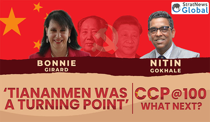 'CCP Not A Tremendously Effective Institution, Depends On Fear To Rule'