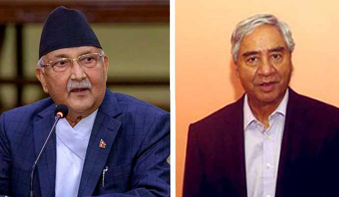 Oli Gone But Can Deuba Remain In The Saddle?