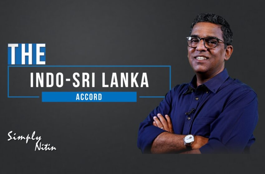 Indo-Sri Lanka Accord & A Painful Chapter Of India's Military History