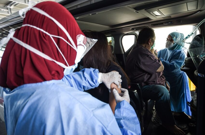 Southeast Asia Turns To China As Pandemic Cases Soar