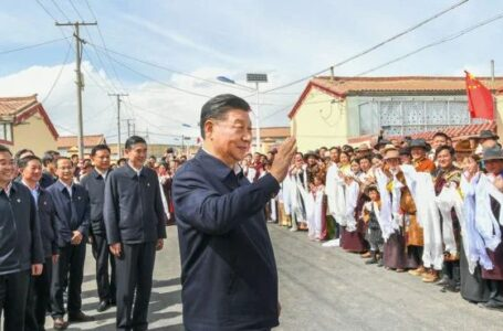 Xi Jinping's Tibet Visit: Carrot For Tibetans, Stick For India