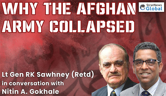 Taliban Onslaught: Why The Afghan Army Collapsed
