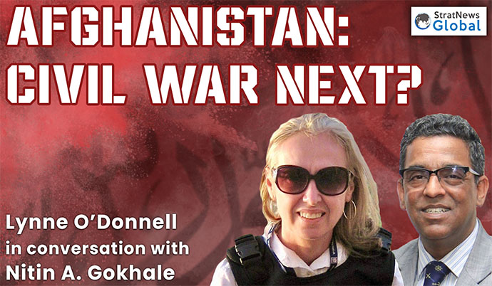 Afghanistan: From War To Civil War?