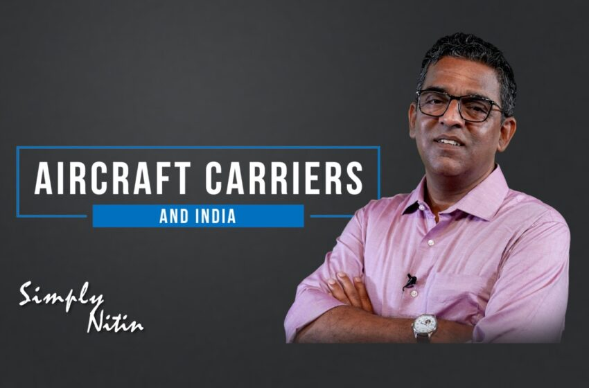 India's Aircraft Carriers: From Vikrant To Vikrant