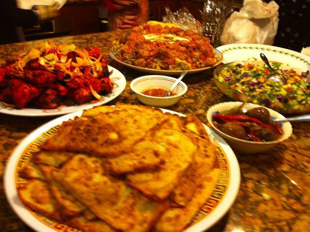 Worth Its Salt: The Indo-Afghan Culinary Connect