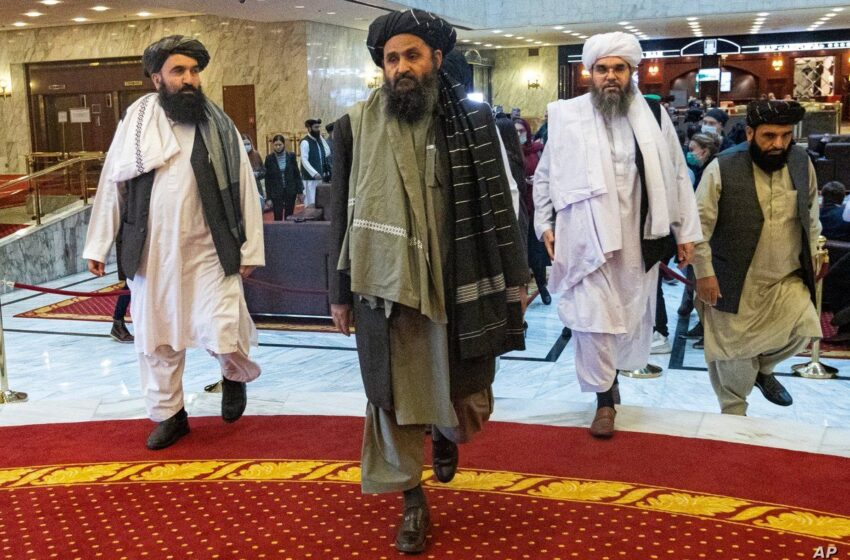 Know The Top Taliban Leaders