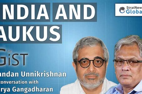 'AUKUS Confirms That India Stands Alone'