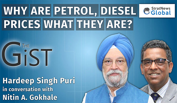Why Are Petrol, Diesel Prices What They Are?