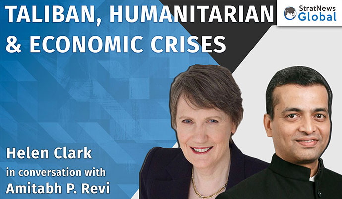 'Afghanistan's Multiple Crises; The World Must Not Turn Its Back On The People'