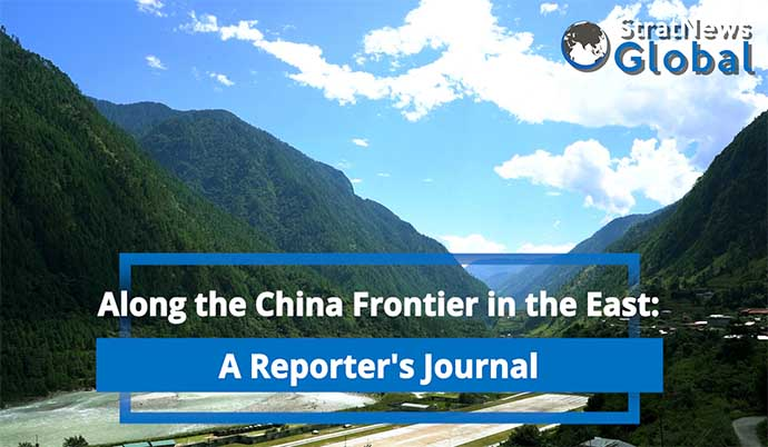 Along the China Frontier in the East: A Reporter's Journal