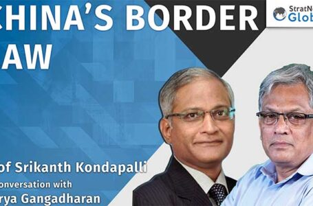 'The New Border Law May Not Impact India And Bhutan Now …'