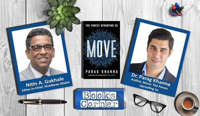 Why Mass Migration Is A Given Parag Khanna In Conversation With Nitin A. Gokhale
