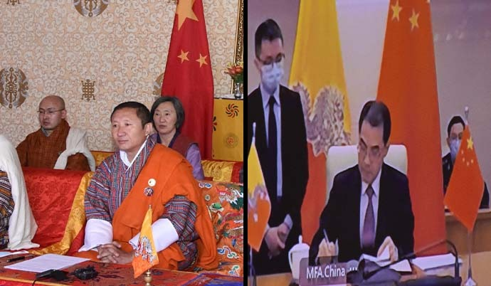 China, Bhutan Deal To Speed Up Border Negotiations: The Back Story