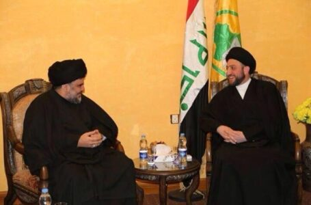 Shia Cleric Ahead In Iraq Poll But  Spoils Will Have To Be Shared